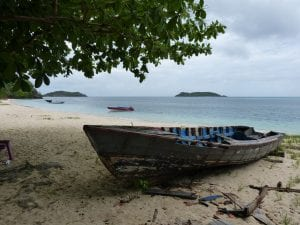 Paradise Beach, Carriacou, Grenada