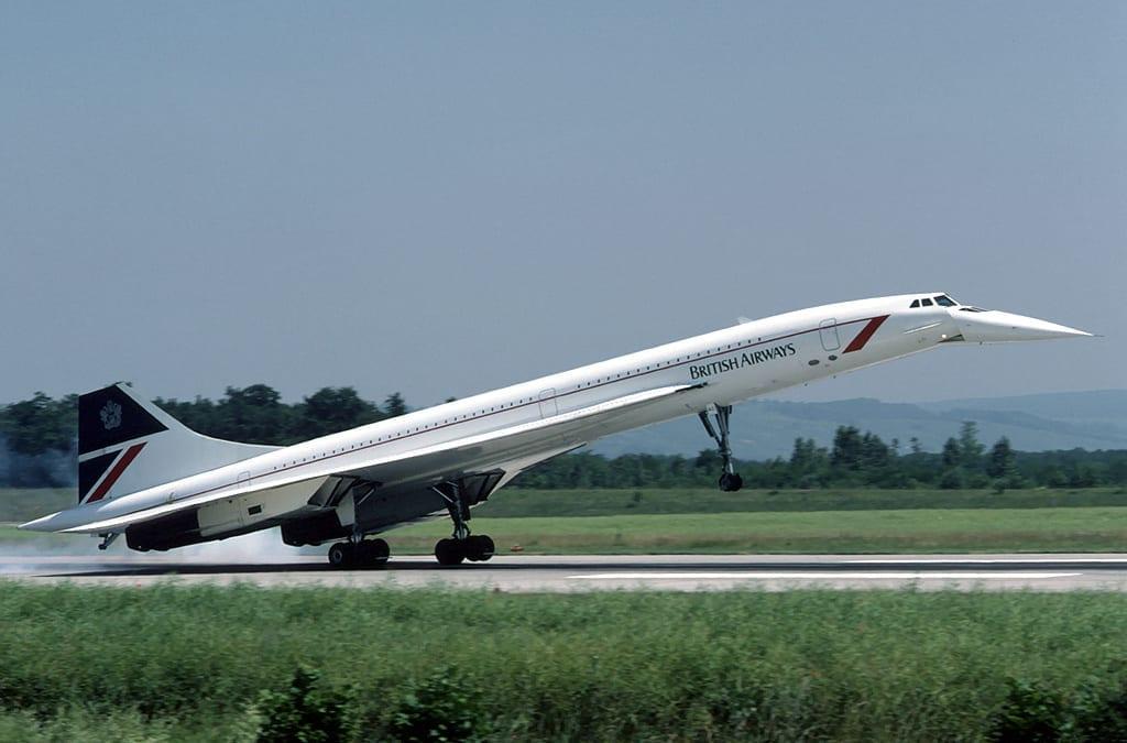Concorde Facts