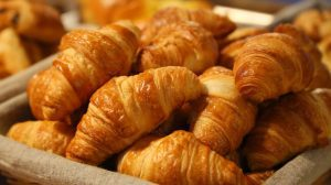 france is famous for its croissants