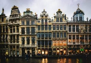 facts about Brussels
