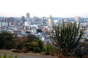 facts about Harare