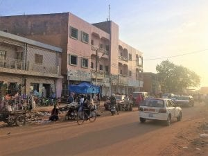 facts about Niamey