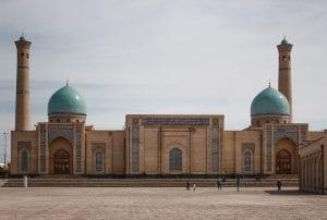 Tashkent Mosque, Uzbekistan