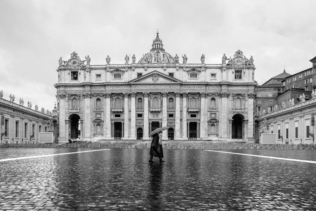 facts about Vatican City