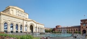 facts about Yerevan