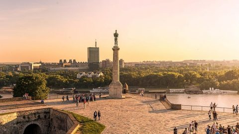 facts about belgrade