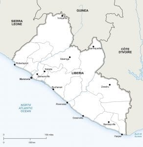 facts about liberia