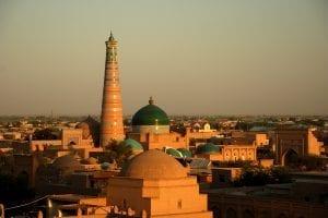 facts about uzbekistan