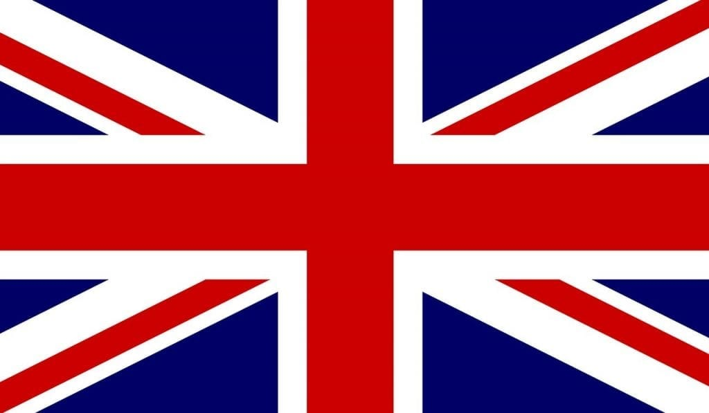Flag of Great Britain - 'The Union Jack'