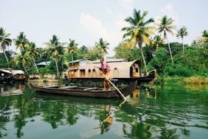 Kerala Backwaters, Alappuzha, India