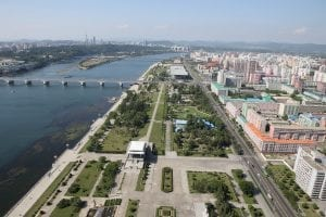 interesting facts about Pyongyang
