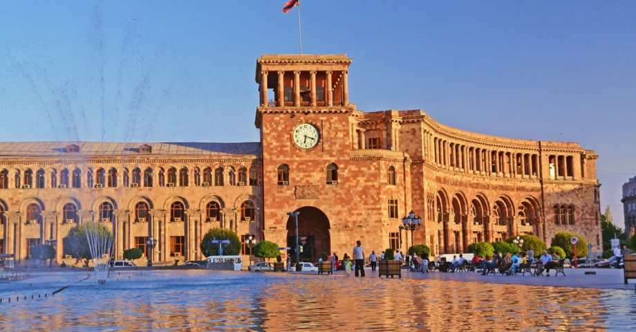 interesting facts about Yerevan