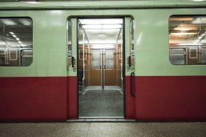 North Korean Metro Carriage