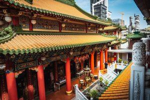Kaohsiung Temple, Taiwan