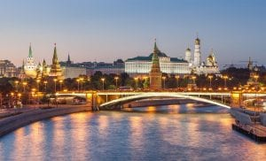 Facts about Moscow, Russia