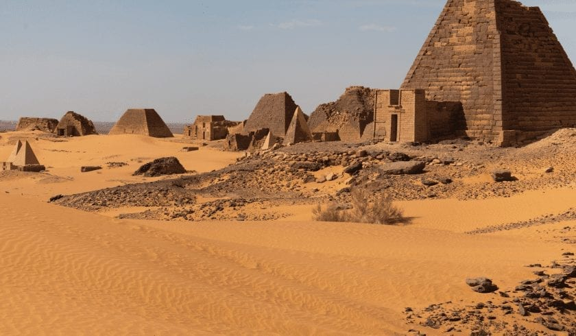 Interesting facts about Sudan