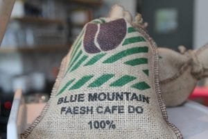 Blue Mountain Coffee, Jamaica