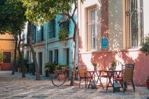 Santa Cruz, Sevilla, Spain