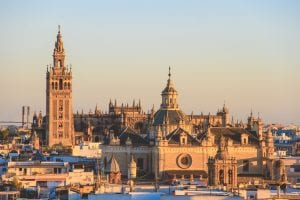 Cathedral of Saint Mary of the See, Seville, Spain