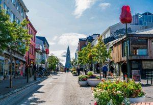 Downtown, Reykjavík