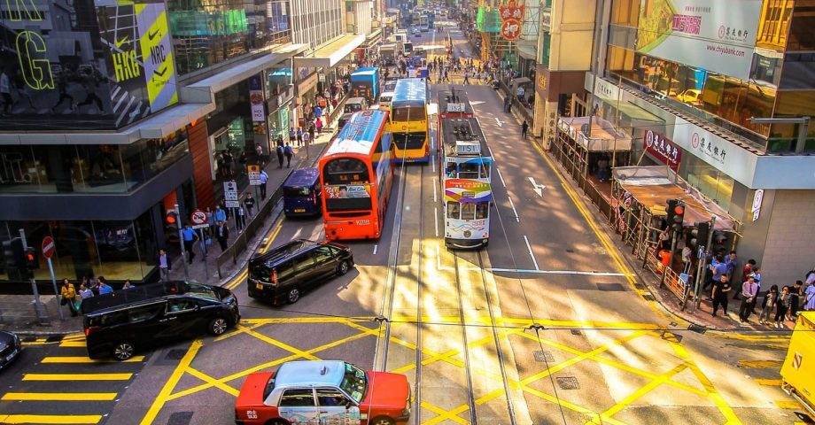 interesting facts about Hong Kong
