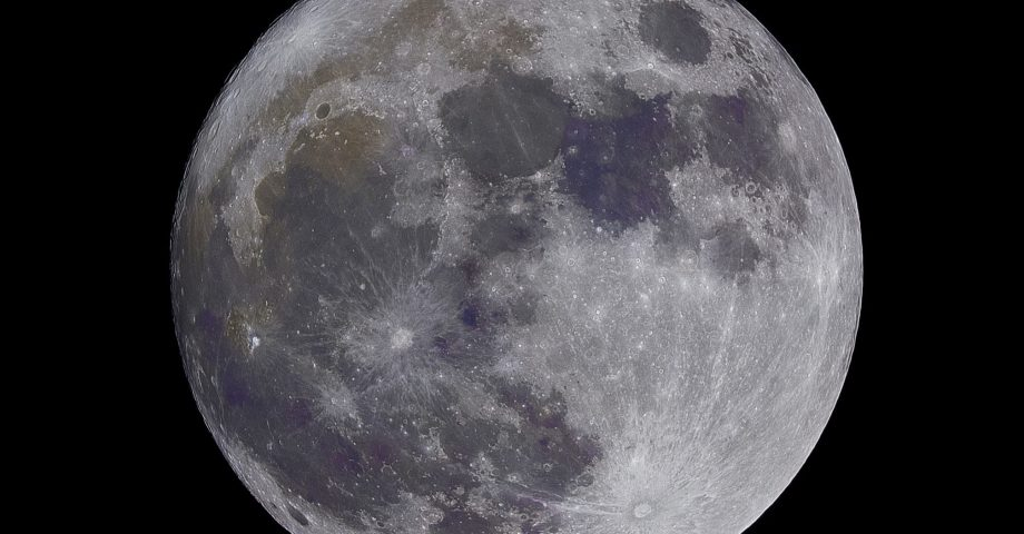 interesting facts about The Moon