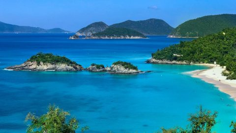 interesting facts about US Virgin Islands