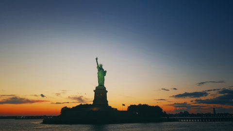 fun facts about the Statue of Liberty