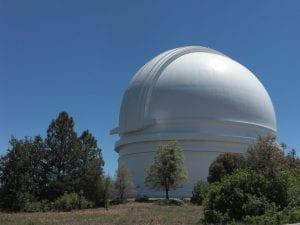 Mount Palomar Observatory, California