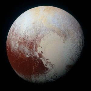 interesting facts about Pluto