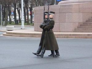 Military, Latvia