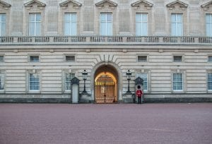 Funny Facts about Buckingham Palace