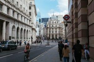 Bank, City of London