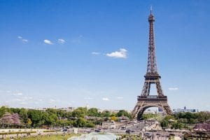 cool facts about the Eiffel tower