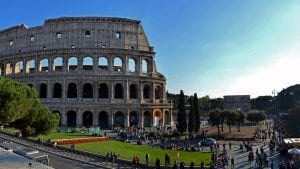 fun facts about the colosseum