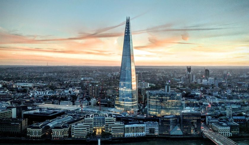 interesting facts about the Shard