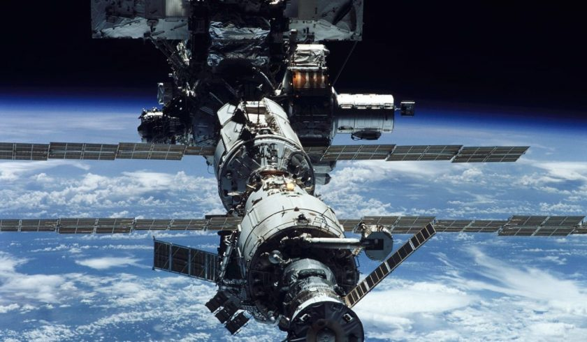 interesting facts about The International Space Station
