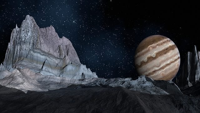 facts about Jupiter