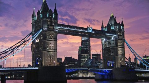 interesting facts about Tower Bridge