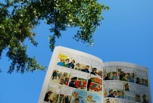 interesting facts about Tintin