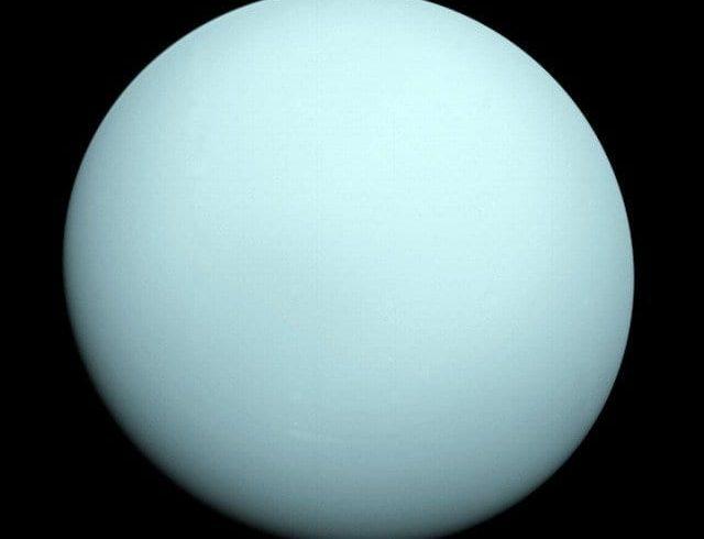 interesting facts about Uranus