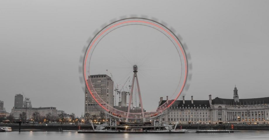 INTERESTING FACTS ABOUT THE LONDON EYE
