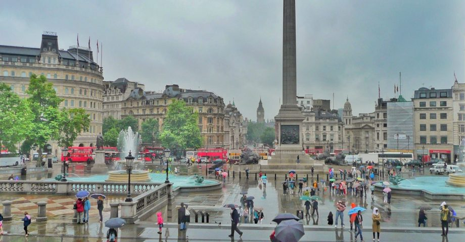 Interesting facts about Nelson's column