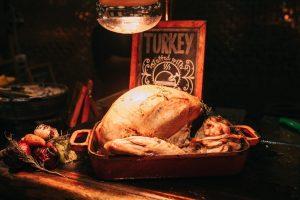Roast Turkey for Thanksgiving