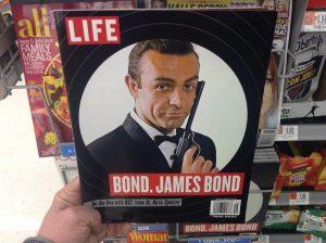 facts about James Bond