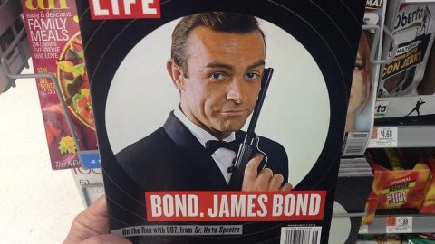 facts about James Bond