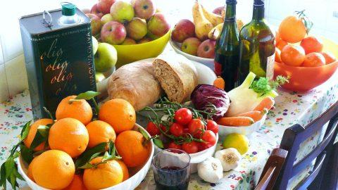 facts about mediterranean diet