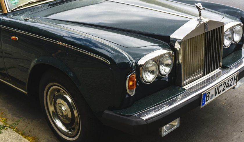 interesting facts about Rolls Royce