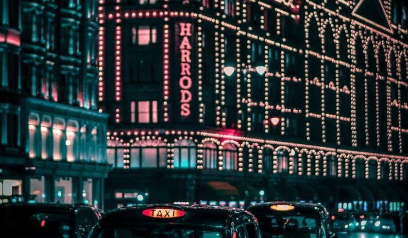 interesting facts about harrods