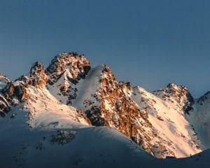 Mont Blanc, The Alps